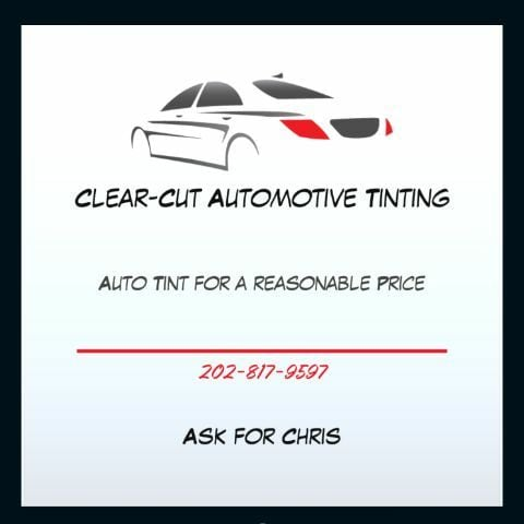 Clear-Cut Automotive Tinting & Vehicle repairs