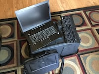 """MSI GS72 Stealth-PRO 17"""" gaming laptop with case 2020 mi"""