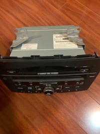 Car radio 6 CD player