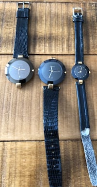Rado Quartz Sapphire Crystal Watches (3 Total)