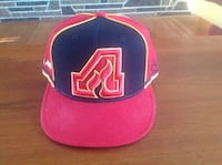 Calgary Flames fitted vintage cap, size 7 1/4 Calgary, T2N 0S8