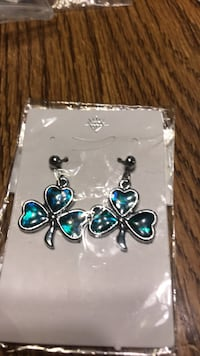 Abalone Shell Pierced Earrings  Oklahoma City, 73149