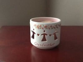 """Grandmother"" candle"