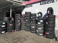 HUGE TIRE SALES DAILY . WARRANTY INCLUDING ALIGNMENT AND INSTALLATION