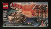 LEGO Movie Bad Cops Pursuit Set 70802 - NEW AND UNOPENED