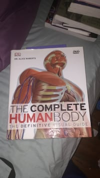 the complete human body the definitive visual guide book Attleboro, 02703