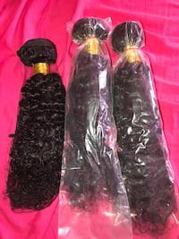 14 16 18 inch wet and wavy bundles 9a hair  Memphis, 38109