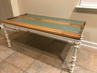Coffee or end table reclaimed wood Gainesville, 20155