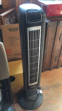 black and gray tower fan Redlands, 92373