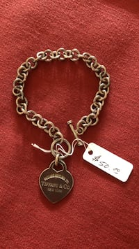 Bracelet with heart in S.S. Port Saint Lucie, 34953