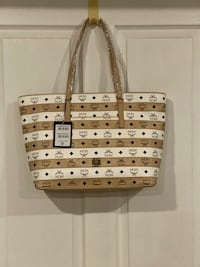 Authentic MCM Shoulder Bag