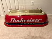 Budweiser Pool Table Light Leesburg, 20175