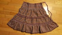 women's brown and black skirt Kaneohe, 96744