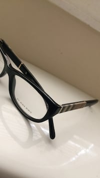 Burberry Black and white framed eyeglasses Washington, 20024