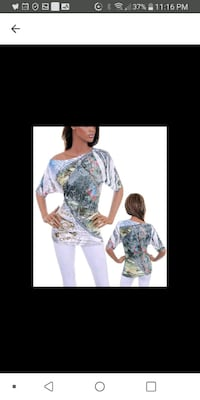 Woman New top med  Laval, H7M 4A2