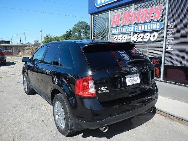 2012 Ford Edge 4dr SEL AWD 2