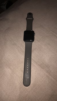 Space gray apple watch with space gray sports band Manassas, 20109
