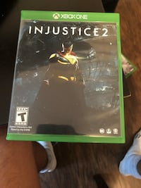 Injustice 2 xbox one game case Charlotte, 28214