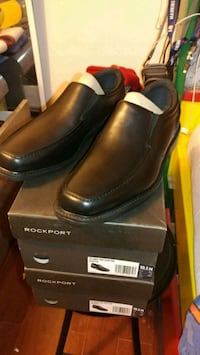 pair of black leather loafers Avondale, 85323