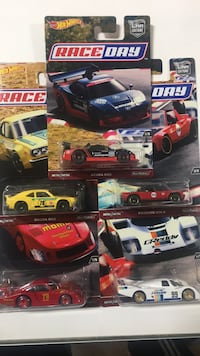 Race Day Hot Wheels Mississauga, L4W 1C9