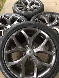 20 inch Dodge Charger challenger rt rims rines llantas wheels tires  Humble, 77396