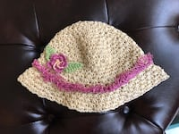 Toddler Straw Hat in Great Condition Manassas, 20112