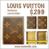 LOUIS VUITTON business cards holder Chicago, 60638
