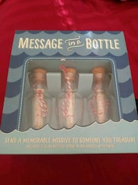 Message in a bottle Antelope, 95843