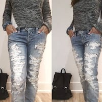 NEW Silver jeans 623 km
