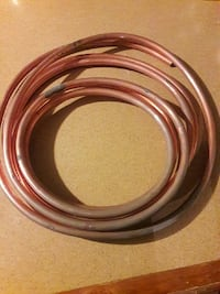 Copper coated wire 12'