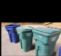 garbage can cleaning Pleasant Grove