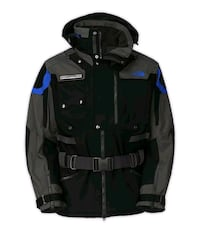 The North Face Steep Tech all black