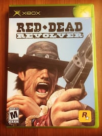 Red Dead Revolver on XBox Vancouver, V5R 4G6