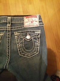 True religion official brand jeans Calgary, T2A 7H7