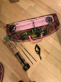 youth craze II compound bow Lancaster, 43130