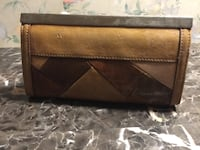 Italian leather wallet
