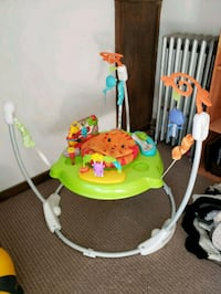 baby's jumperoo with music and sounds  Maynard, 01754