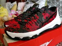 Nike KD 8 Ext 'Red Floral'   Lauderhill