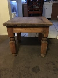 Coffee table Las Cruces, 88005