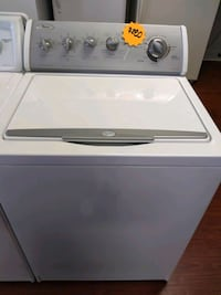 white top-load clothes washer Ontario, 91762
