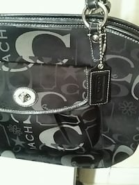 Authentic Coach handbag  Toronto, M3L 1E9