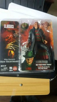 freddy krueger new nightmare neca hall of fame  Hamilton, L8N 3Z3