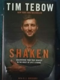Shaken, by Tim Tebow Akron, 44319