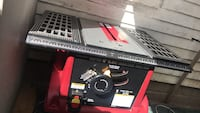 Black and red craftsman table saw LIKE NEW BEEN USED TWICE costs $400 at Walmart  Los Angeles, 90012