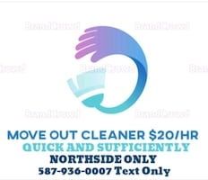 MOVE OUT CLEANER