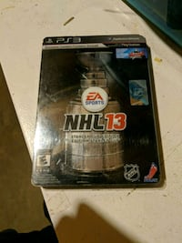 NHL 13 Stanley cup edition  508 km