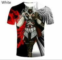 Assassins Creed camiseta