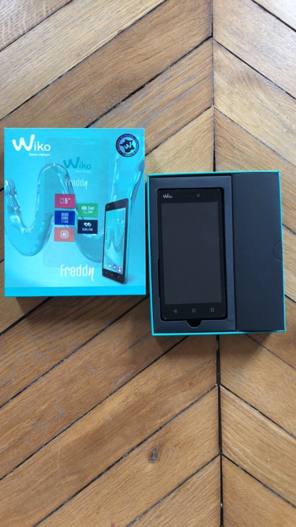Smartphone Wiko Game changer. Nouveau