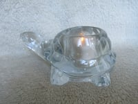 Turtle Tea Light/Candle Holder Burlington