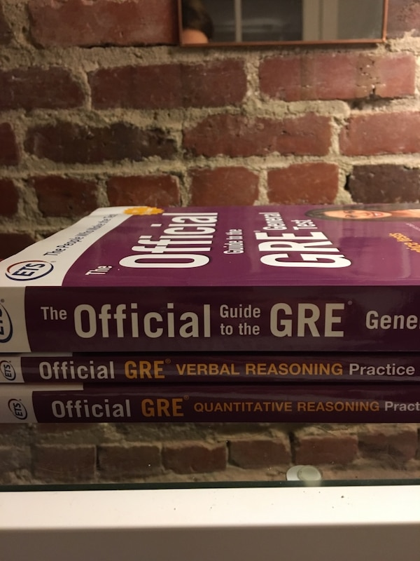 The Official Guide to the GRE  (Powerpack)